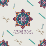 spring break crafternoons social media